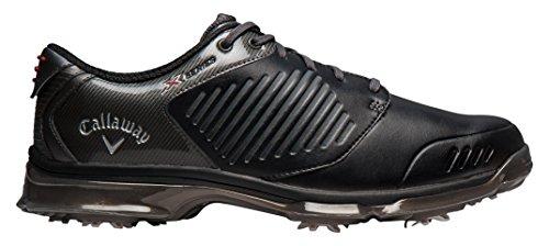 Callaway ,  Herren Golfschuhe, Schwarz - schwarz/schwarz - Größe: 47