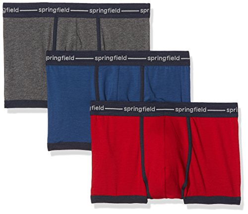 Springfield Herren Boxershorts Blau