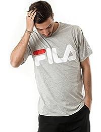 Camiseta Fila Classic Logo Light Grey