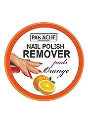 Panache Nail Polish Remover Pads, Orange