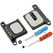 MMOBIEL Ensamblaje Auricular-Altavoz iPhone 6 Speaker de repuesto. Con ensamblaje de escucha de sonido y voz. Incl. 2x destornilladores para una fácil instalación.