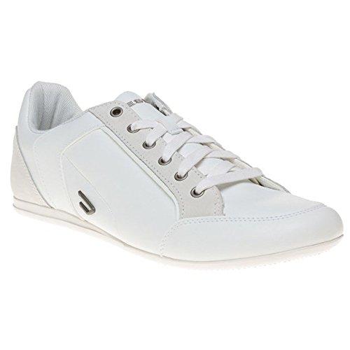Diesel wanted uomo sneaker bianco