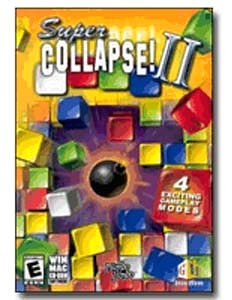 Super Collapse 2 - PC (Jewel case) by Mumbo Jumbo (Super Collapse Pc)