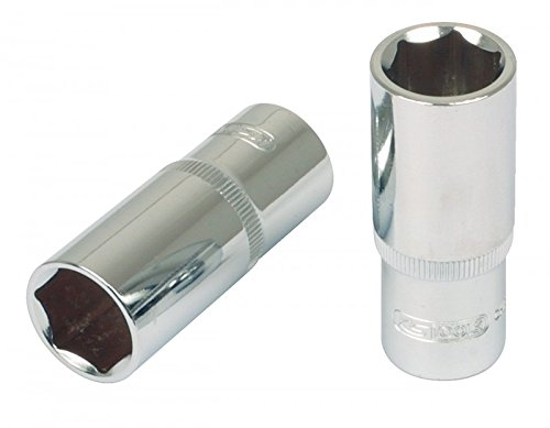 KS Tools 918.14261/4Chrome + Douille 6pans, longue, 6mm pas cher