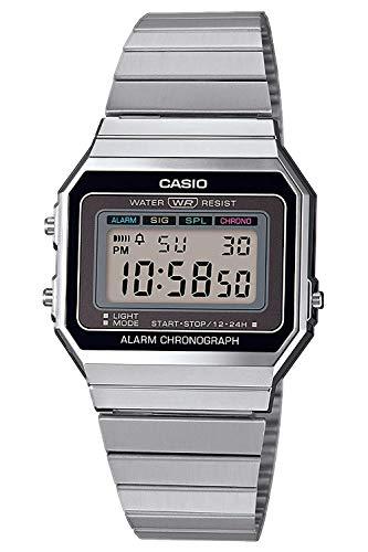 Casio Vintage Damen-Digitaluhr A700WE-1AEF