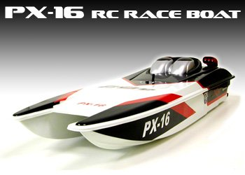 Px 16 Offshore Racing Rc Boat