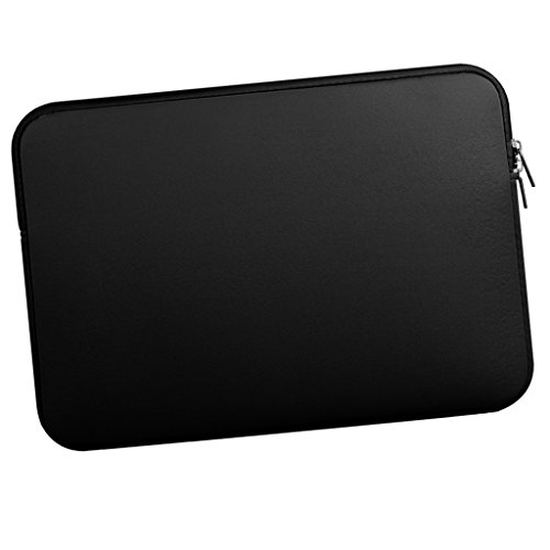 Sharplace Manicotto Borse Custodia Cover Copertura Per Macbook Mac Air / Pro / Retina 11''/13''/15'' - Nero 13inch