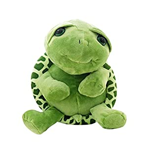 Toyvian Tortuga Verde Animal de
