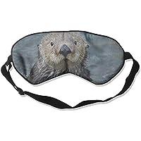 My Otter. 99% Eyeshade Blinders Sleeping Eye Patch Eye Mask Blindfold For Travel Insomnia Meditation preisvergleich bei billige-tabletten.eu