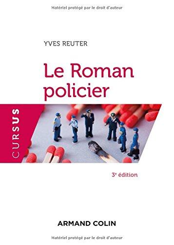 Le Roman policier - 3e d.