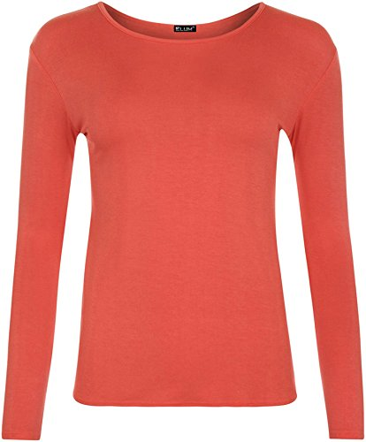 WearAll - Top - Donna Coral