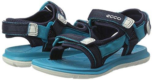 Ecco Jungen Intrinsic Lite Sandalen, Blau (50228MARINE/Capri Breeze), 31 EU -