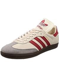 Adidas Samba Classic OG Creme White Red
