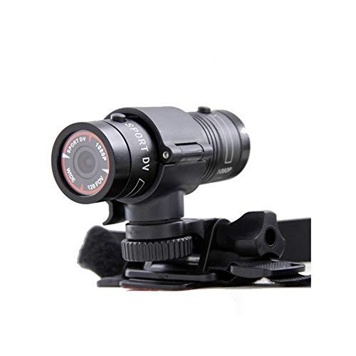 YLOVOW Outdoor Sports Helmkamera HD 1080P Mini Sports Wasserdichte dv Bike Motorrad Helm Action DVR Outdoor Recorder Video Cam Perfekt,Nocard