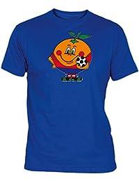 Desconocido Camiseta Naranjito Adulto/niño EGB ochenteras ...