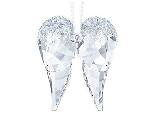 Swarovski Angel Wings Ornament, Kristall, transparent, 5.2 x 4.3 x 1.5 cm