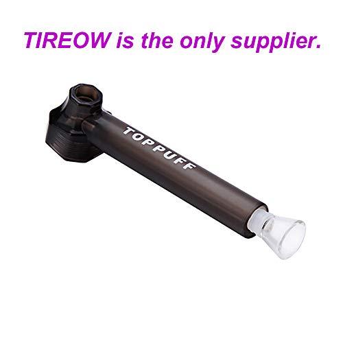 TIREOW Bong Maker Wasserpfeife - Build Your Bong from A Bottle - Draufschrauben und Fertig
