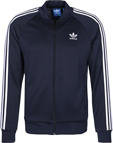 adidas Herren Superstar Originals Jacke, Legend Ink, S
