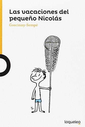Las vacaciones del pequeño Nicolás por Goscinny-Sempé