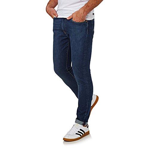 Levis Herren Jeans 512 Slim Taper FIT 28833-0179 Dunkelblau, Hosengröße:36/34 (Jeans Levis 512)