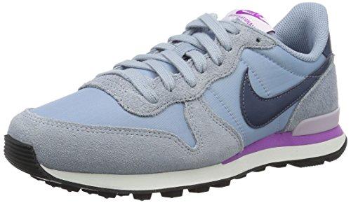Nike Damen 828407-405 Sport & Outdoorschuhe Blau