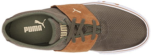Puma El Ace Ripstop Sneaker Burnt Olive/Chipmunk