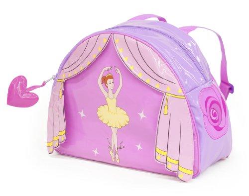 Kidorable Originelle von Marke Kinder, Rucksack für Jungen und Mädchen Ballerine (Dc Shoes Kinder-tag)