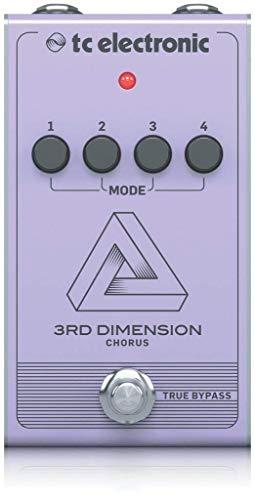 TC Electronic 3rd Dimension Vintage Analogue Chorus Pedal