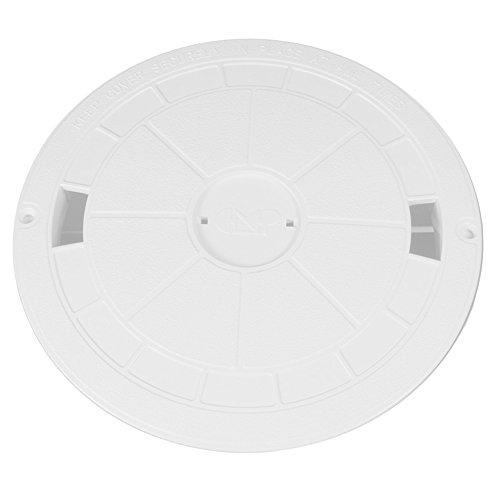 Custom 25544-000-000 Round Skimmer - Blanc