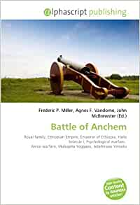 Amazon.fr - Battle of Anchem: Royal family, Ethiopian Empire ...