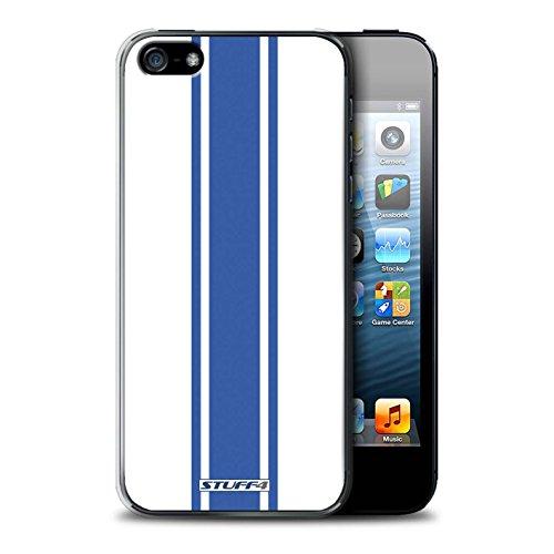 Coque de Stuff4 / Coque pour Apple iPhone 5C / Gordini Design / Rayures Voiture Course Collection Américain