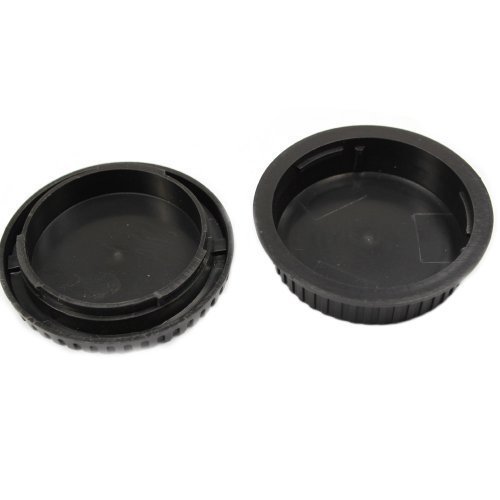 3 Pcs Rear Lens Cover + Camera Body Cap for Canon EOS Dslr  available at amazon for Rs.1500
