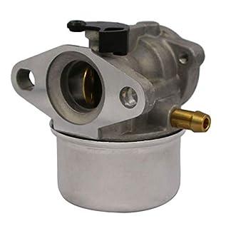 Yardwe-Vergaser-Vergaser-mit-Ersatz-fr-498170-799868-silber-kompatibel-briggs-Vergaserdichtungen-O-Ring