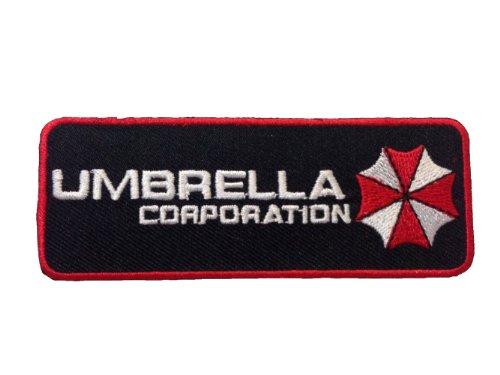 Resident Evil Umbrella Corporation rettangolare, Logo Patch