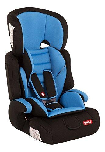 Piku NI20.6136 Seggiolino Auto, Blu