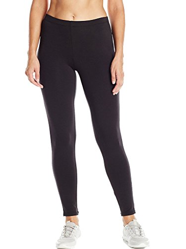 DODOING Damen Leggings Schwarz Skinny Stretch Pants Leggins Strumpfhose Frauen (Strumpfhose Cotton Spanx)