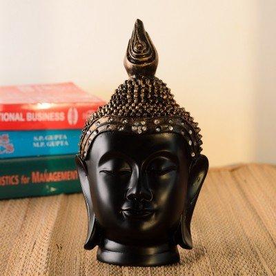 JaipurCrafts Premium Gautam Buddha Showpiece