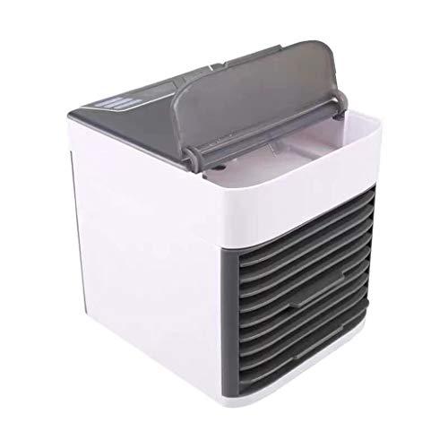Luftkühler Tragbare Klimaanlage Mini-Klimaanlage Kühlung tragbares Artefakt Desktop-USB-Luftkühler Lüfter Schlafsaal Student Bett Mikro