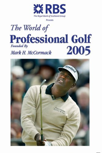The World of Professional Golf 2005 by Mark H. McCormack (2005-03-01) par Mark H. McCormack