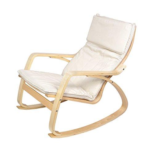 Harima-Sedia-a-dondolo-modello-Reine-con-rivestimento-lavabile-in-cotone-comoda-e-rilassante-colore-bianco-naturale