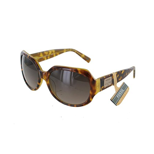 Fossil -  occhiali da sole - donna marrone marrone taglia unica