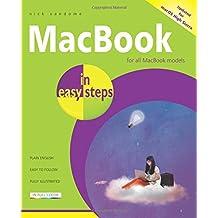 MacBook in easy steps, 6th Edition - covers macOS High Sierra