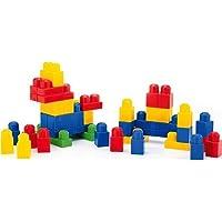 Mega Bloks First Builders Maxi Bloks 40 Piece Value Bag