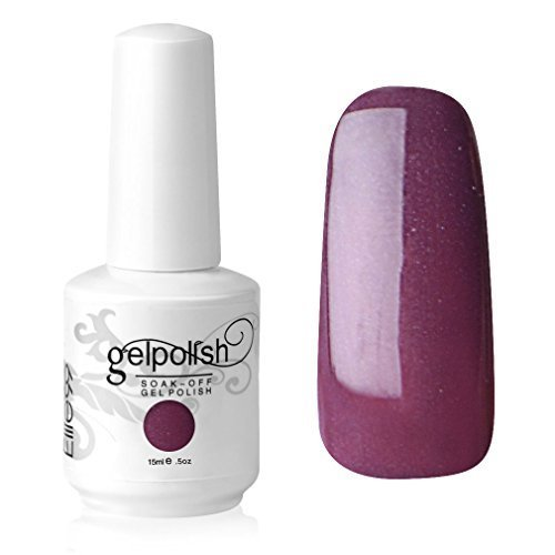 Elite99 Vernis A Ongle Gel Polish UV Nail Art Semi Permanent Manucure 15ml 1544