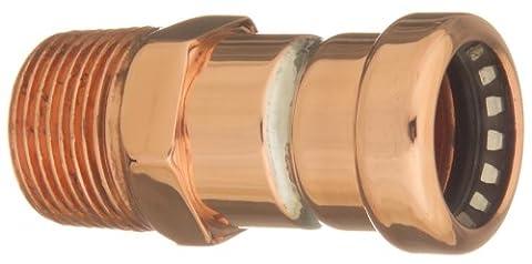 Elkhart Produkte 25833690cm copperloc Stecker Adapter (Mpt Stecker-adapter)