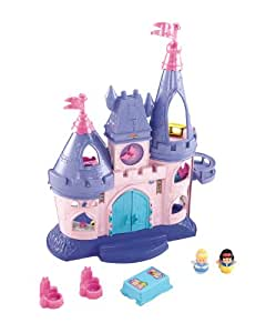 disney prinzessinnen schloss deutsche sprachausgabe jeux et jouets. Black Bedroom Furniture Sets. Home Design Ideas