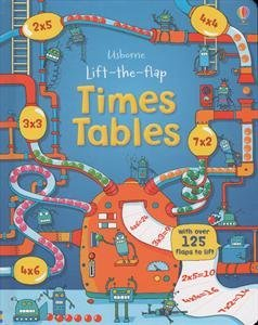 Lift the Flap Times Tables by Rosie Dickins (2014-01-01)