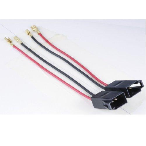 hama-cavo-adattatore-per-casse-peugeot-citroen-2-pezzi-nero