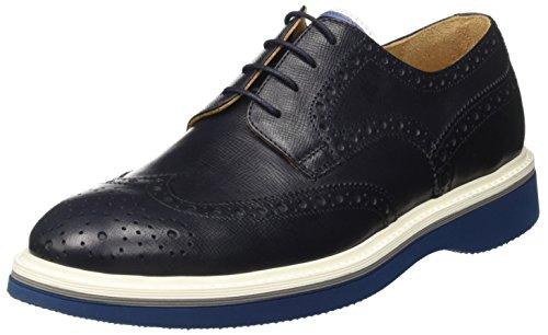 Harmont & Blaine E8050523, chaussures à lacets homme Blu (Navy)