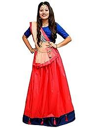 9672fc0b14d Amazon.in  Under ₹500 - Lehenga Cholis   Ethnic Wear  Clothing ...
